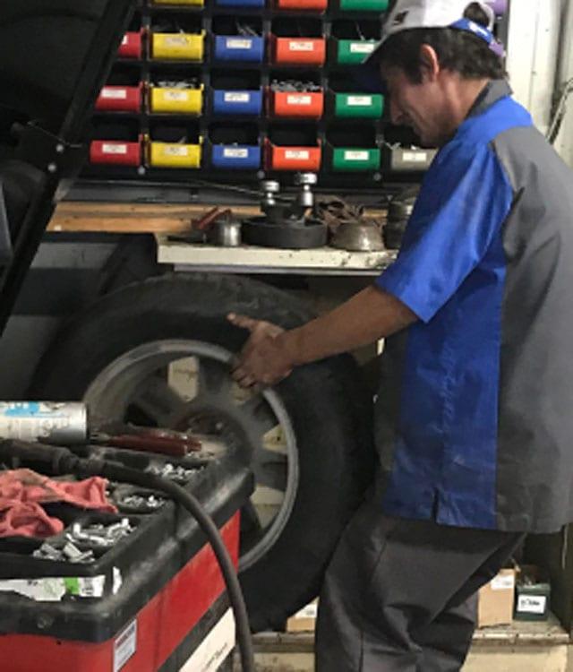 Tire Installation Services