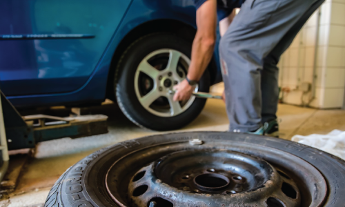 Tire Installation and Repair